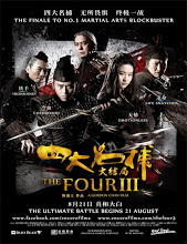 Ver Si da ming bu 3 (The Four 3) (2014) [Latino] (HD) (Opcion 1) [flash] online (descargar) gratis.