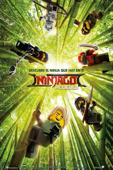 Ver La LEGO Ninjago película (2017) (Ts Screener hq) (Latino) [flash] online (descargar) gratis.