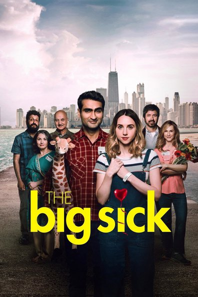 Ver The Big Sick (2017) (Full HD 1080p) (Latino) [flash] online (descargar) gratis.