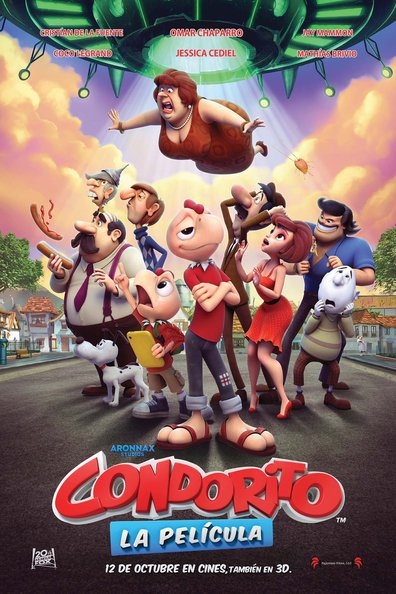 Ver Condorito: la película (2017) (Ts Screener hq) (Latino) [flash] online (descargar) gratis.