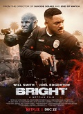 Ver Bright (2017) (HDRip) [torrent] online (descargar) gratis.