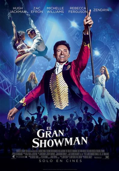 Ver El gran showman (2017) (Ts Screener hq) (Latino) [flash] online (descargar) gratis.