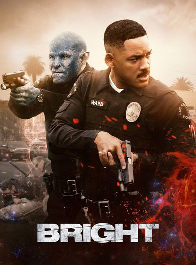 Ver Bright (2017) (Full HD 1080p) (Latino) [flash] online (descargar) gratis.