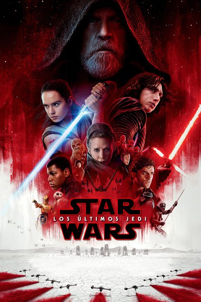 Ver Star Wars: Episodio VIII – Los últimos Jedi (2017) (Ts Screener hq) (Latino) [flash] online (descargar) gratis.
