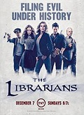 Ver The Librarians - 4x01 (HDTV) [torrent] online (descargar) gratis.