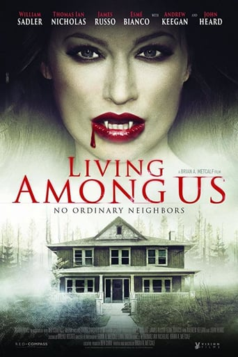 Ver Living Among Us (2018) (HD Rip 480p) (Subtitulado) [flash] online (descargar) gratis.