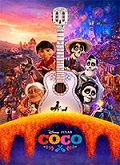 Ver Coco (2017) (HDRip) [torrent] online (descargar) gratis.
