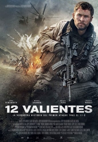 Ver 12 valientes (2018) (Full HD 1080p) (Subtitulado) [flash] online (descargar) gratis.
