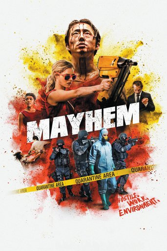 Ver Mayhem (2017) (Full HD 1080p) (Latino) [flash] online (descargar) gratis.