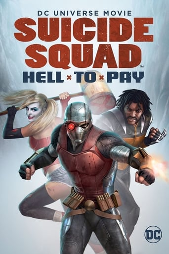 Ver Suicide Squad: Hell to Pay (2018) (Full HD 1080p) (Latino) [flash] online (descargar) gratis.