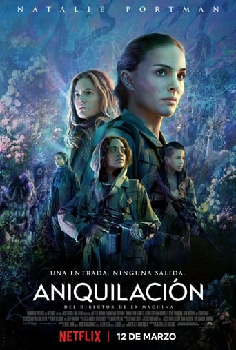 Ver Aniquilación (2018) (Full HD 1080p) (Latino) [flash] online (descargar) gratis.