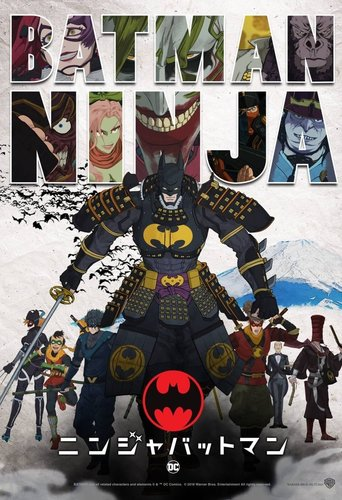Ver Batman Ninja (2018) (Full HD 1080p) (Latino) [flash] online (descargar) gratis.