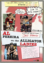 Ver Al Pereira vs. the Alligator Ladies (2012) (HD) (Español) [flash] online (descargar) gratis.