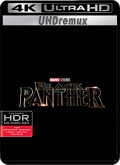 Ver Black Panther (4K-HDR) (2018) (BDremux-1080p) [torrent] online (descargar) gratis.