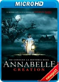 Ver Annabelle: Creation (2017) (MicroHD-1080p) [torrent] online (descargar) gratis.