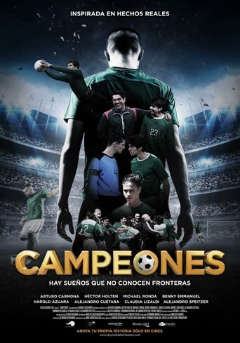 Ver Campeones (2018) (Ts Screener hq) (Latino) [flash] online (descargar) gratis.