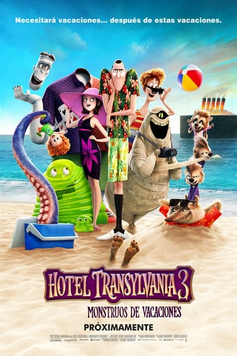 Ver Hotel Transilvania 3: Unas vacaciones monstruosas (2018) (Ts Screener hq) (Latino) [flash] online (descargar) gratis.