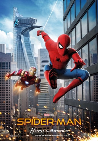Ver Spider-Man: Homecoming (2017) (HD Rip 480p) (Español) [flash] online (descargar) gratis.