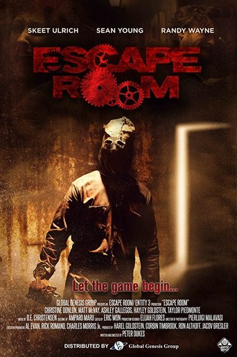 Ver Escape Room (2017) (HD Real 720p) (Español) [flash] online (descargar) gratis.