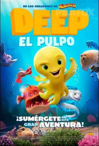 Ver Deep El Pulpo (2017) (1080p) (Latino) [flash] online (descargar) gratis.