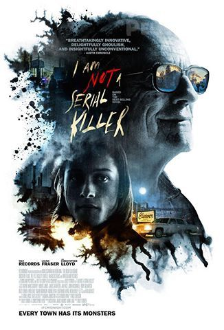 Ver I Am Not a Serial Killer (2016) (1080p) (Latino) [flash] online (descargar) gratis.