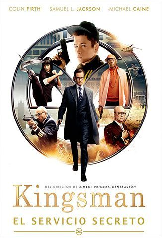 Ver Kingsman: El Servicio Secreto (2014) (720p) (Latino) [flash] online (descargar) gratis.