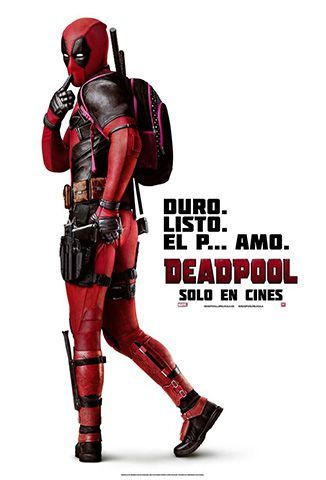 Ver Deadpool (2016) (1080p) (Latino) [flash] online (descargar) gratis.