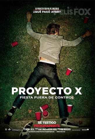 Ver Proyecto X (2012) (1080p) (Latino) Online [streaming] | vi2eo.com