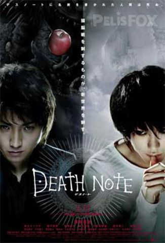 Ver Death Note: La Película (2006) (1080p) (Subtitulado) [flash] online (descargar) gratis.