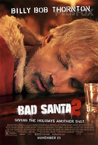 Ver Un Santa No Tan Santo 2: Recargado (2016) (1080p) (Latino) [flash] online (descargar) gratis.