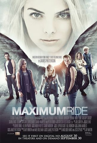 Ver Maximum Ride: Proyecto Angel (2016) (720p) (Latino) [flash] online (descargar) gratis.