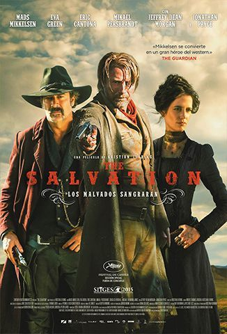 Ver The Salvation (2014) (1080p) (Latino) [flash] online (descargar) gratis.