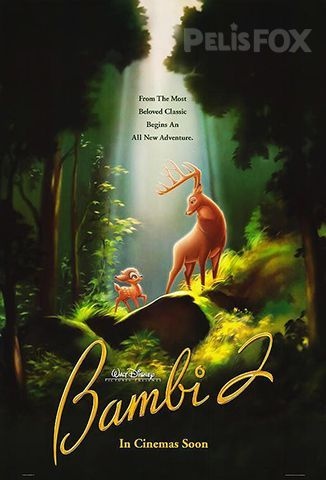 Ver Bambi 2 (2001) (1080p) (Latino) [flash] online (descargar) gratis.