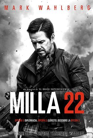 Ver Milla 22: El Escape (2018) (Cam) (Latino) [flash] online (descargar) gratis.