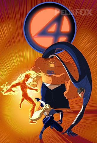 Ver Fantastic Four: World's Greatest Heroes - 1x24 (2006) (480p) (Latino) [flash] online (descargar) gratis.