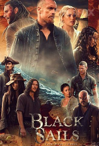 Ver Black Sails - 1x01 (2014) (720p) (Latino) [flash] online (descargar) gratis.