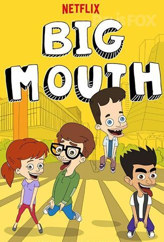 Ver Big Mouth - 1x05 (2017) (720p) (Latino) [flash] online (descargar) gratis.