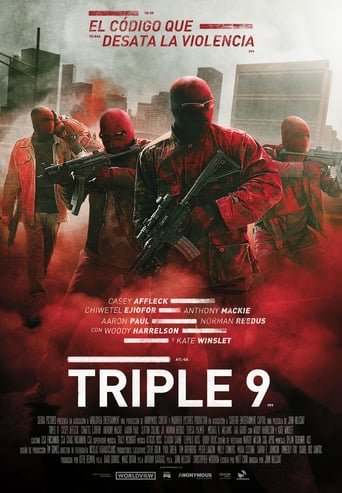 Ver Triple 9 (2016) (BluRay) (Español) [flash] online (descargar) gratis.
