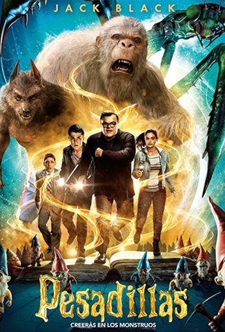 Ver Pesadillas (Goosebumps) (2015) (720p) (Latino) [flash] online (descargar) gratis.