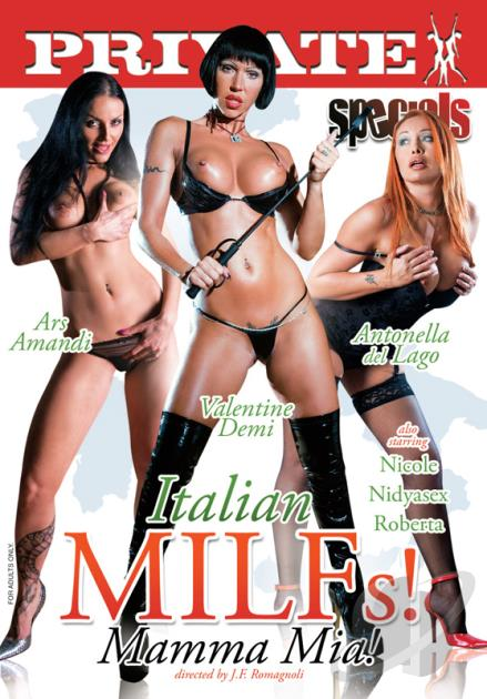 Ver Private Specials 34 – Italian MILFs- Mamma Mia (HD) (Español) [flash] online (descargar) gratis.
