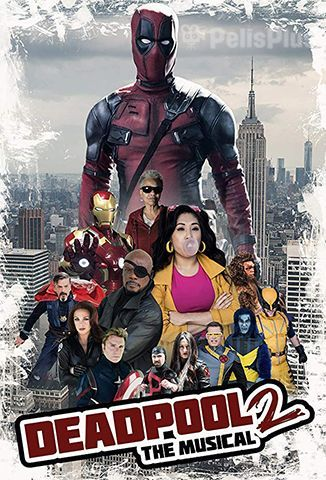 Ver Deadpool The Musical 2 - Ultimate Disney Parody (2018) (480p) (Subtitulado) [flash] online (descargar) gratis.