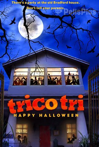 Ver Trico Tri Happy Halloween (2018) (1080p) (Latino) [flash] online (descargar) gratis.