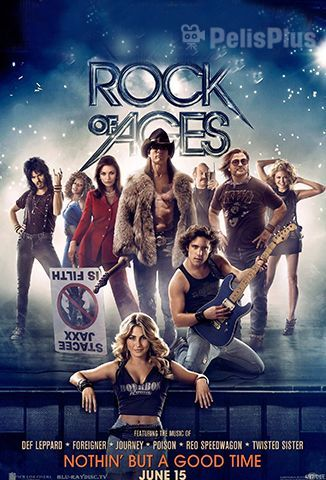 Ver Rock Of Ages: La Era del Rock (2012) (720p) (Latino) [flash] online (descargar) gratis.