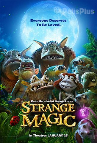 Ver Strange Magic (2015) (720p) (Latino) [flash] online (descargar) gratis.
