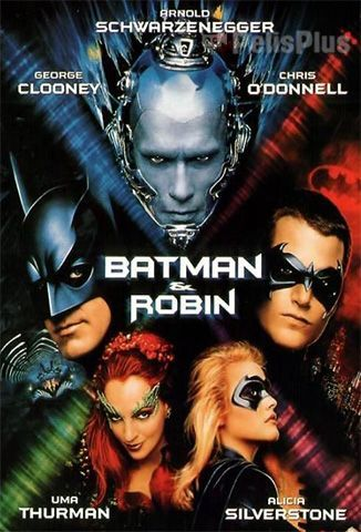 Ver Batman y Robin (1997) (1080p) (Latino) [flash] online (descargar) gratis.