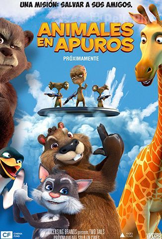 Ver Animales En Apuros (2018) (480p) (Latino) [flash] online (descargar) gratis.