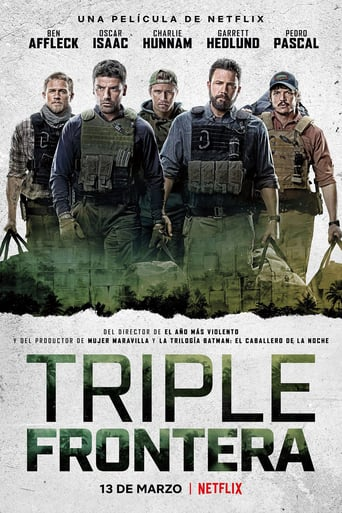 Ver Triple frontera (2019) (Full HD 1080p) (Castellano) [flash] online (descargar) gratis.