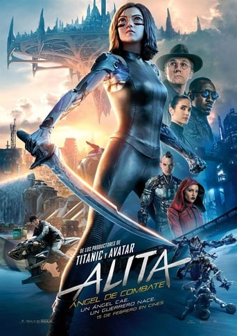 Ver Alita: Ángel de Combate (2019) (HD Real 720p) (Latino) [flash] online (descargar) gratis.