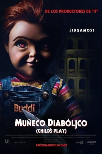 Ver Muñeco Diabólico (2019) (Ts Screener hq) (Subtitulado) [flash] online (descargar) gratis.