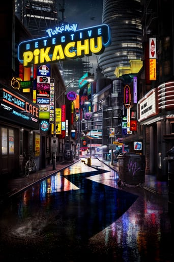 Ver Pokémon: Detective Pikachu (2019) (Full HD 1080p) (Latino) [flash] online (descargar) gratis.